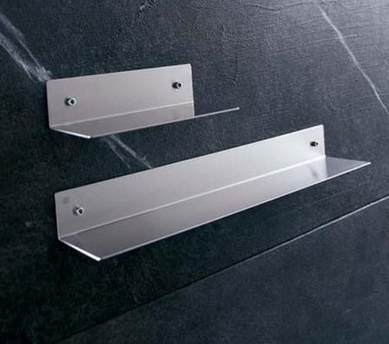 mensola elle alluminio - styleinox